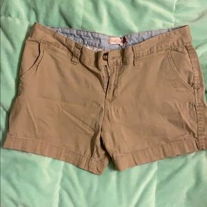 Red Camel Shorts